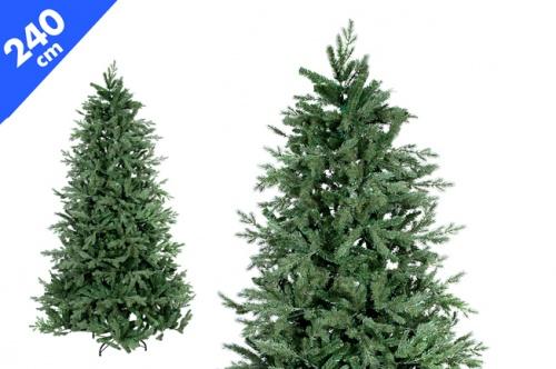 Emmedoppia albero di natale cm 240 for Albero natale gonfiabile