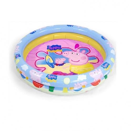 stoprice recensioni emmedoppia piscina 2 anelli 90 cm peppa pig